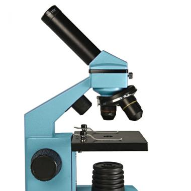 Микроскоп Levenhuk Rainbow 2L NG Azure\Лазурь