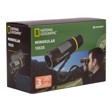 Монокуляр Bresser National Geographic 10x25