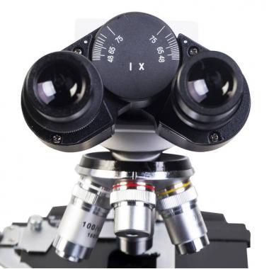 Микроскоп бинокулярный Микромед 1 вар. 2-20