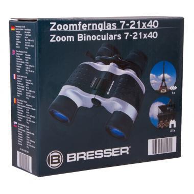 Бинокль Bresser Topas 7-21x40