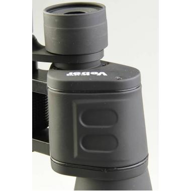 Бинокль Veber Classic БПЦ 30х60 VR, черный