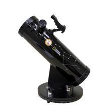 Телескоп Bresser National Geographic 114/500 на монтировке Добсона
