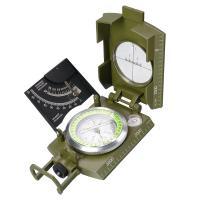 Компас армейский с клинометром DC60-1A, жидкостный