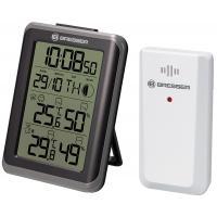 Гигрометр с часами Bresser MyClimate, черный