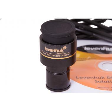 Микроскоп цифровой Levenhuk D900T, 5,1 Мпикс, тринокулярный