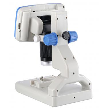 Микроскоп цифровой Levenhuk Rainbow DM500 LCD
