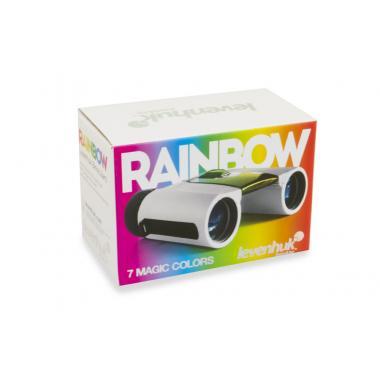 Бинокль Levenhuk Rainbow 8x25 Lemon