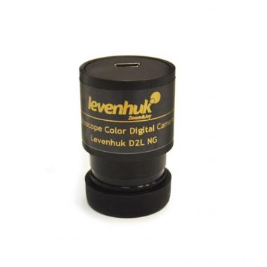 Микроскоп Levenhuk D2L NG (в комплекте цифровая камера)
