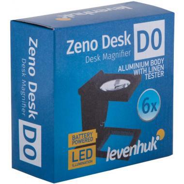 Лупа настольная Levenhuk Zeno Desk D0