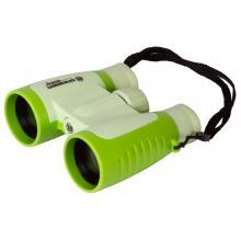 Бинокль детский Bresser Junior 3x30, зеленый Q13
