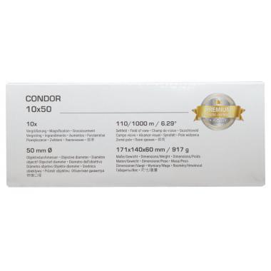 Бинокль Bresser Condor UR 10x50