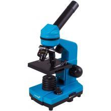 Микроскоп Levenhuk Rainbow 2L Azure\Лазурь Q99