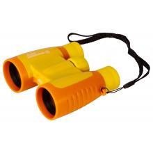 Бинокль детский Bresser Junior 3x30, желтый Q2