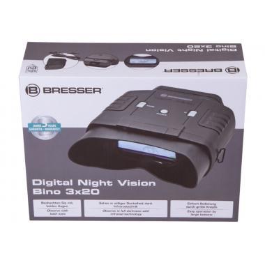 Бинокль ночного видения цифровой Bresser 3x20