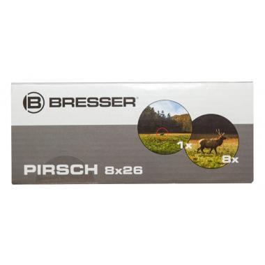 Бинокль Bresser Pirsch 8x26