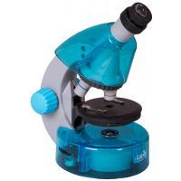 Микроскоп Levenhuk LabZZ M101 Azure\Лазурь Q160