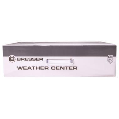 Метеостанция с радиоуправлением Bresser, белая