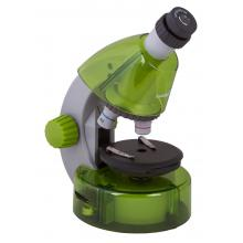 Микроскоп Levenhuk LabZZ M101 Lime\Лайм Q100