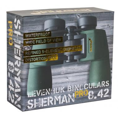 Бинокль Levenhuk Sherman PRO 8x42
