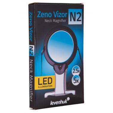 Лупа нашейная Levenhuk Zeno Vizor N2