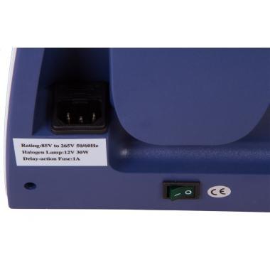Микроскоп цифровой Levenhuk MED D35T LCD, тринокулярный