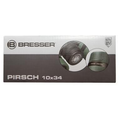 Бинокль Bresser Pirsch 10x34