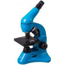 Микроскоп Levenhuk Rainbow 50L Azure\Лазурь Q99