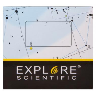 """Окуляр Explore Scientific LER 52° 6,5 мм, 1,25"""" (AR)"""