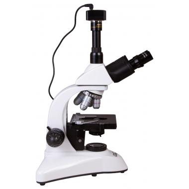 Микроскоп цифровой Levenhuk MED D25T, тринокулярный