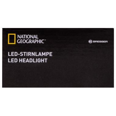 Фонарь налобный Bresser National Geographic, светодиодный