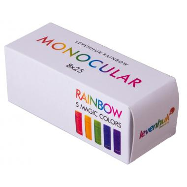 Монокуляр Levenhuk Rainbow 8x25 Amethyst