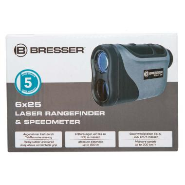 Дальномер лазерный Bresser 6x25