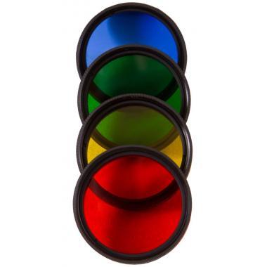 Набор светофильтров Bresser Explore Scientific N2