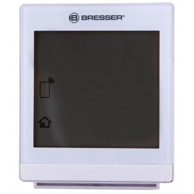 Метеостанция Bresser TemeoTrend SQ с радиоуправлением, белая