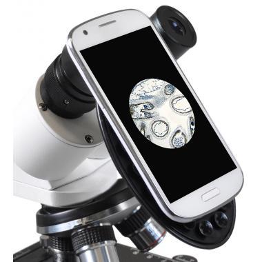 Микроскоп Bresser Erudit Basic 40–400x
