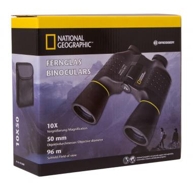 Бинокль Bresser National Geographic 10x50
