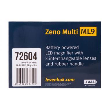 Мультилупа Levenhuk Zeno Multi ML9