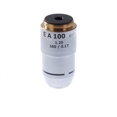 Объектив для микроскопа 100х/1.25 ми 160/0,17 (М2)