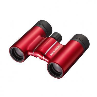 Бинокль Nikon Aculon T01 10x21 красный