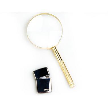 Лупа с ручкой и отвертками Veber 599911, 3x, 90 мм