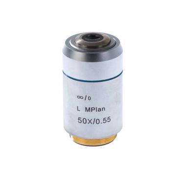 Объектив для микроскопа 50х/0,55 LMPlan беск/0 (для микромед МЕТ)